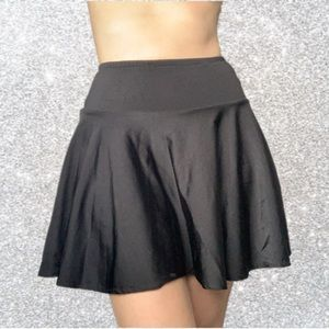Dresses & Skirts - Black Circle Skirt